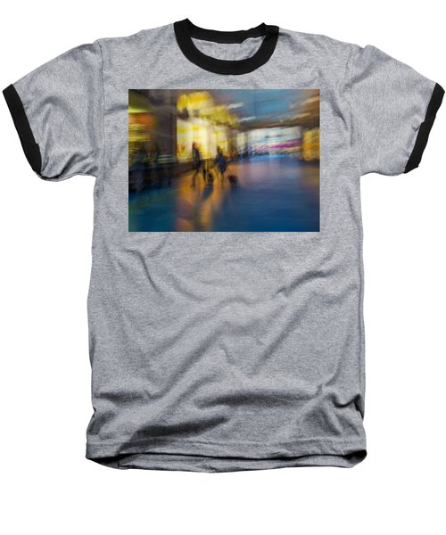 Baseball T-Shirt featuring the photograph This Is How We Roll by Alex Lapidus