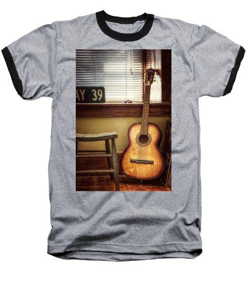 This Old Guitar Baseball T-Shirt