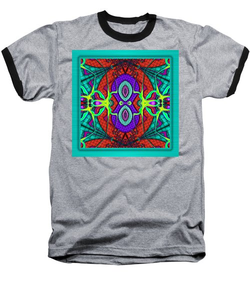 This Rough Magic 3 Baseball T-Shirt