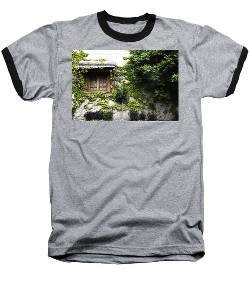 This Side Of The Window In Colour Baseball T-Shirt