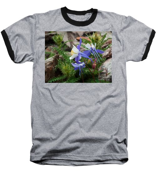 Three Columbine Baseball T-Shirt