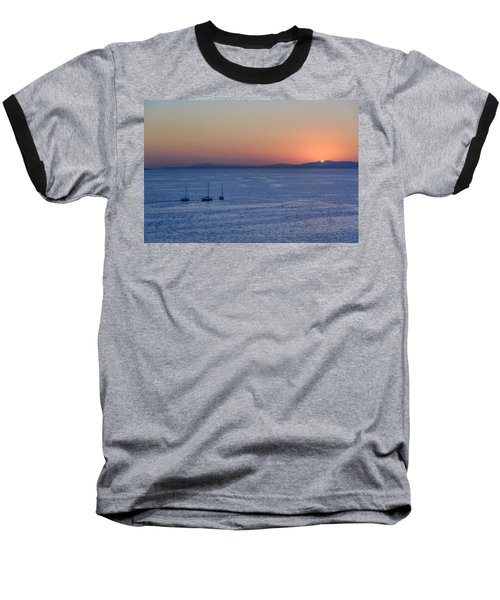 Baseball T-Shirt featuring the photograph Three Dreams by Steven Sparks