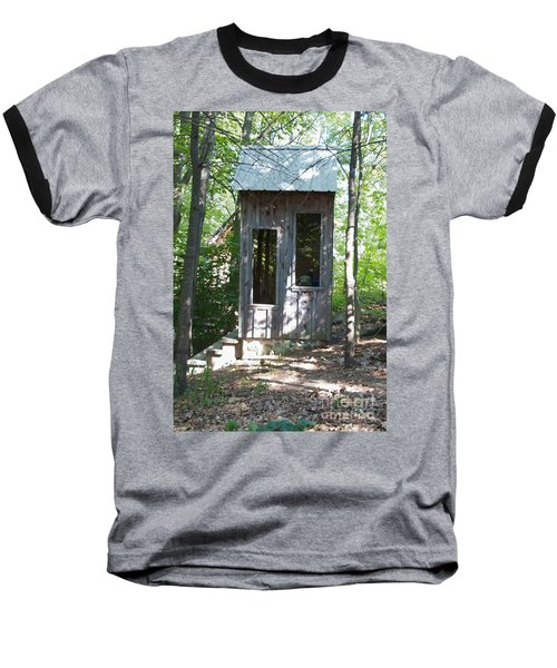 Throne With A View Baseball T-Shirt