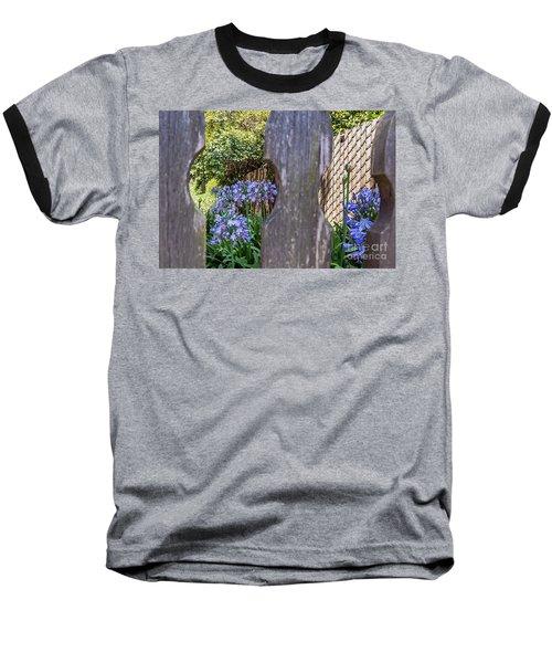 Through The Fence Baseball T-Shirt