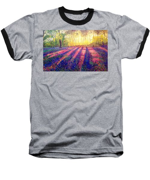 Through The Light Baseball T-Shirt by Belinda Low