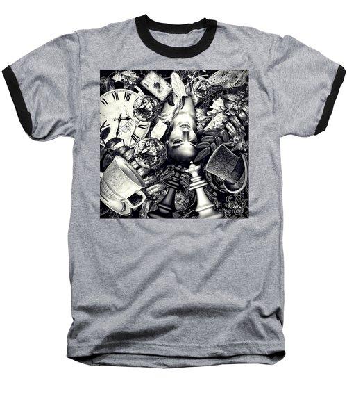Through The Looking-glass Baseball T-Shirt