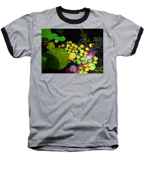 Through The Looking Glass Bristol Rhode Island Baseball T-Shirt