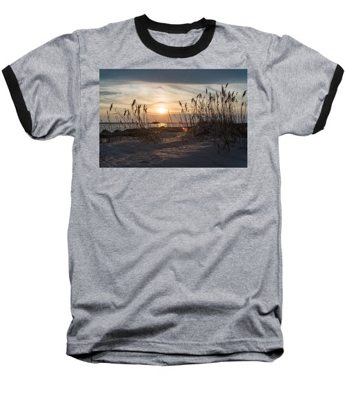 Through The Reeds Baseball T-Shirt
