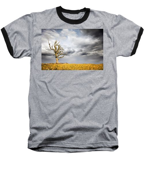 Baseball T-Shirt featuring the photograph Through The Storms by Lana Trussell