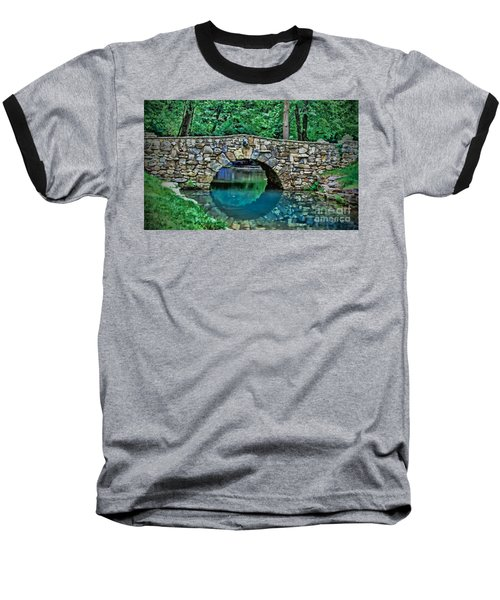 Through The Tunnel Baseball T-Shirt