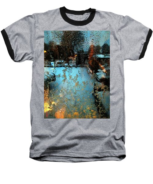 Through The Window Baseball T-Shirt