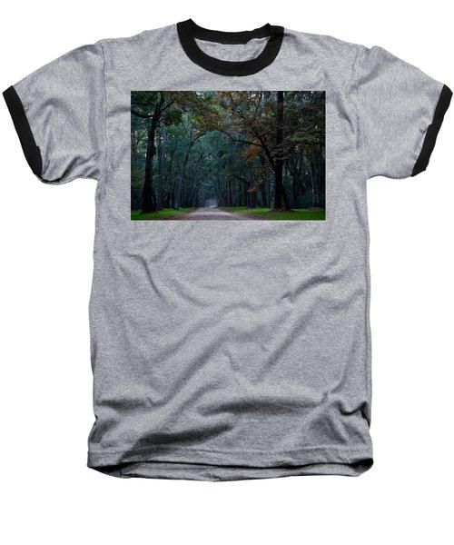 Through The Woods Baseball T-Shirt