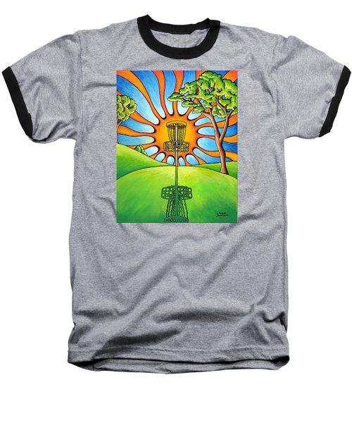 Throw Into The Light Baseball T-Shirt