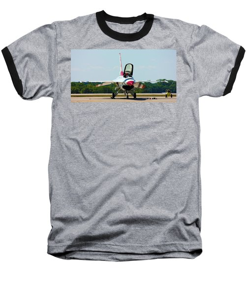 Thunderbird No1 Baseball T-Shirt