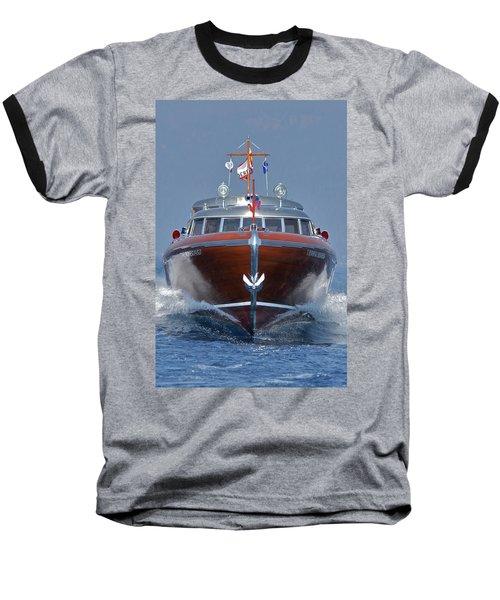 Thunderbird Yacht Baseball T-Shirt