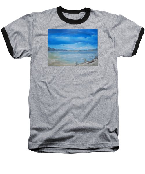 Tides In Baseball T-Shirt