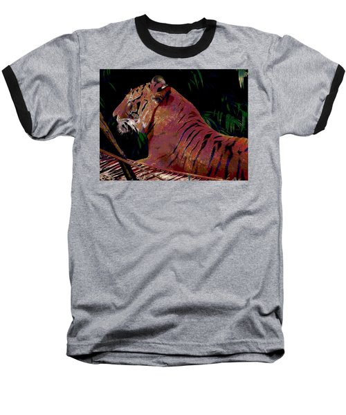 Tiger 2 Baseball T-Shirt