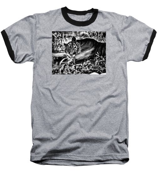 Baseball T-Shirt featuring the photograph Tiger by Hayato Matsumoto