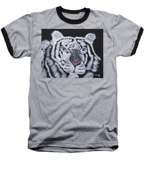 Jungle Eyes Baseball T-Shirt