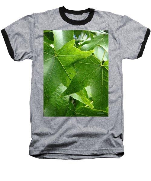 Til Death Us Do Part Baseball T-Shirt by Donna Blackhall