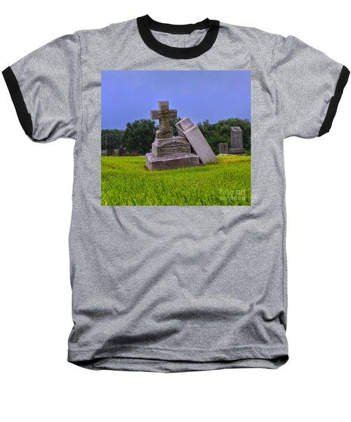 Till Death Do Us Part Baseball T-Shirt
