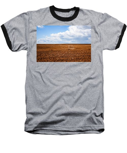 Tilled Earth Baseball T-Shirt