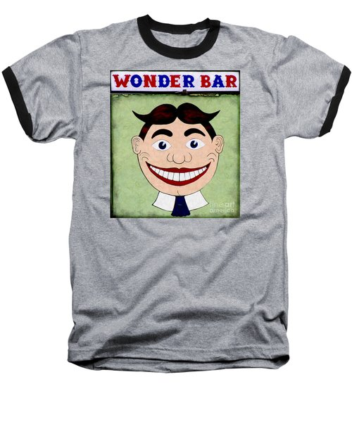Tillie - Wonder Bar Baseball T-Shirt