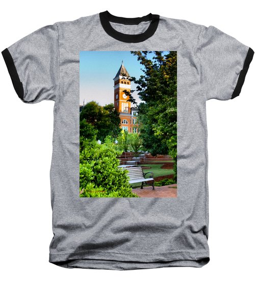 Tillman Hall Early Morning Baseball T-Shirt