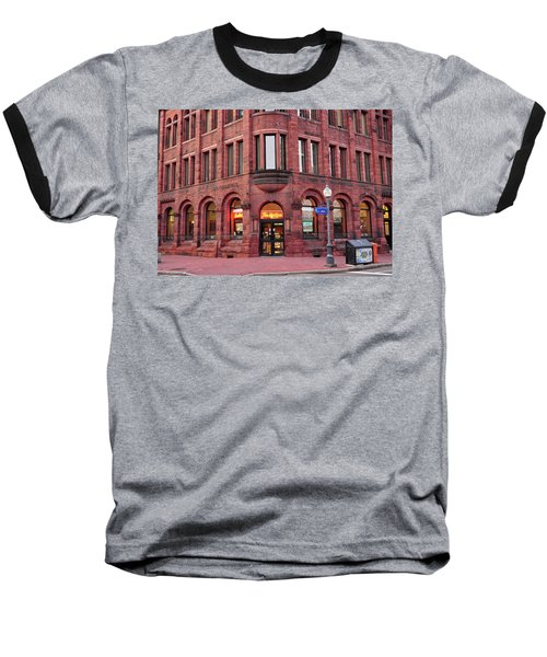 Tim Hortons Coffee Shop Baseball T-Shirt