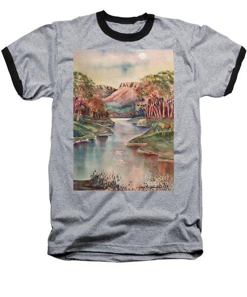 Timbercreek Canyon Dawn Baseball T-Shirt