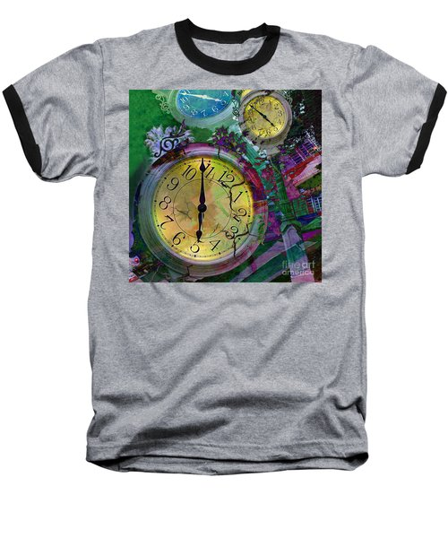 Time Baseball T-Shirt