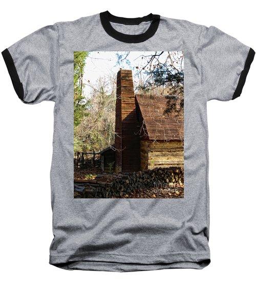 Time Past Baseball T-Shirt