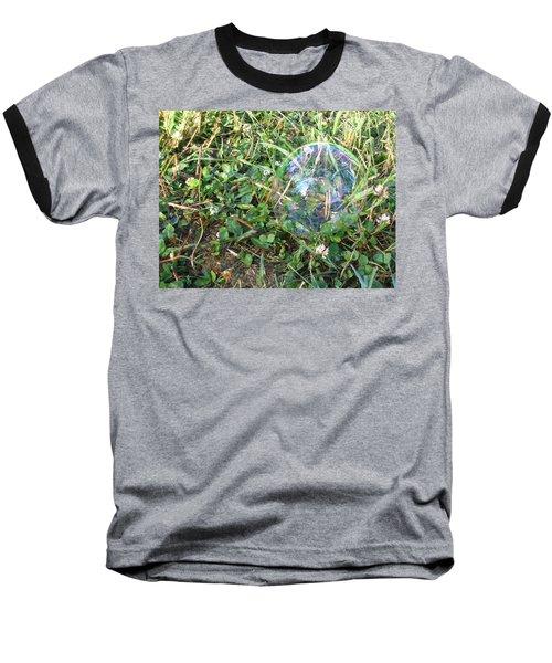 Time Stands Still Baseball T-Shirt