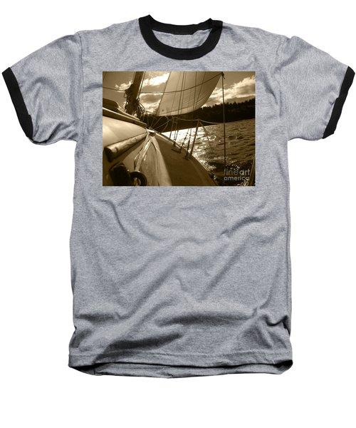 Time To Jibe  Baseball T-Shirt