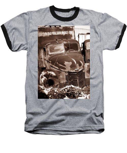 Time Traveler Pennsylvania Ave Wilkes Barre Pa Baseball T-Shirt