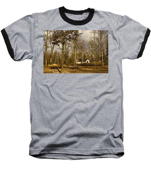 Timeless Baseball T-Shirt by Swank Photography