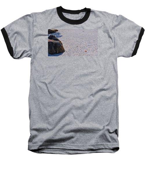 Baseball T-Shirt featuring the photograph Timeless Zen by Joy Hardee