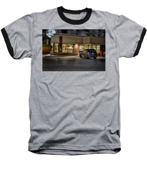 Timmy's At Night Baseball T-Shirt
