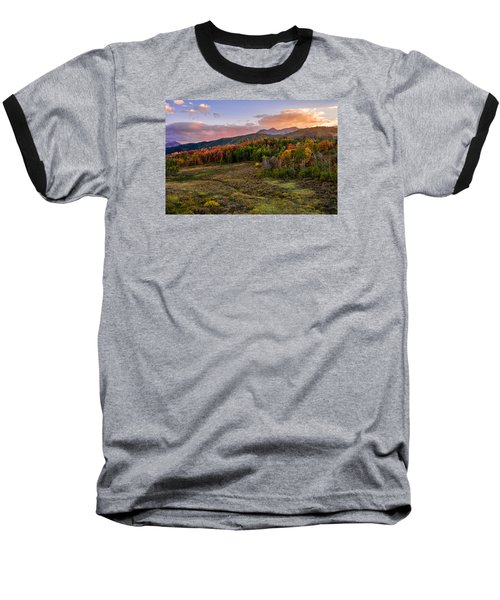Timp Fall Glow Baseball T-Shirt