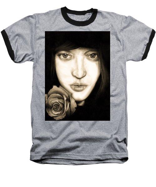 Tina Ayres Baseball T-Shirt