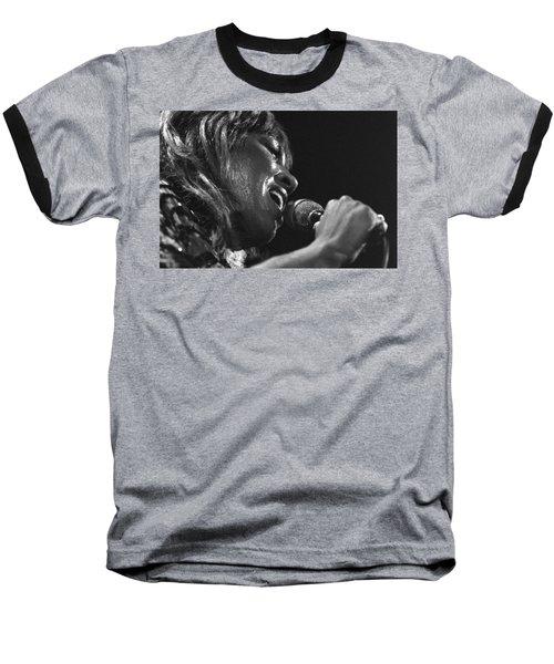 Tina Turner 1 Baseball T-Shirt
