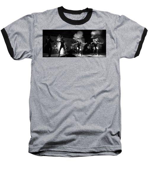Tina Turner 1978 Baseball T-Shirt