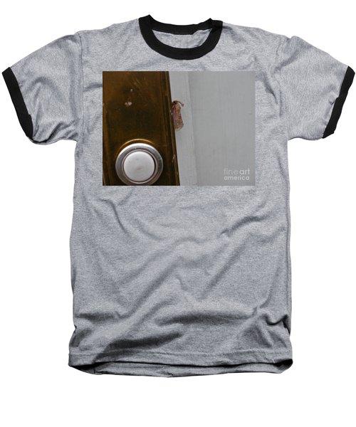 Tiny Doorbell Moth Baseball T-Shirt