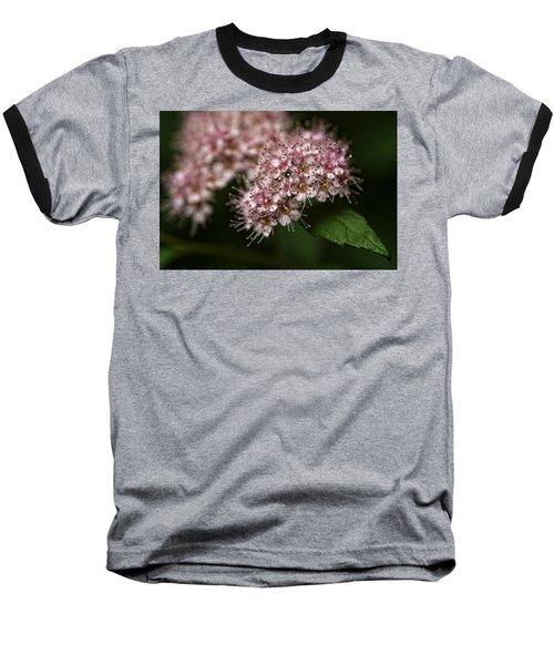 Tiny Flowers Baseball T-Shirt