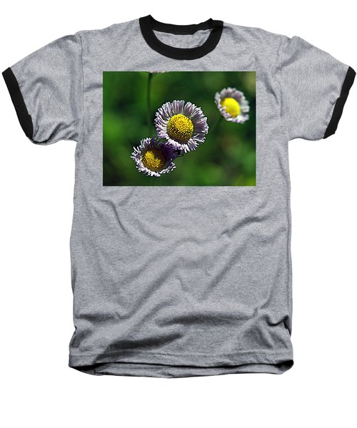 Tiny Little Weed Baseball T-Shirt