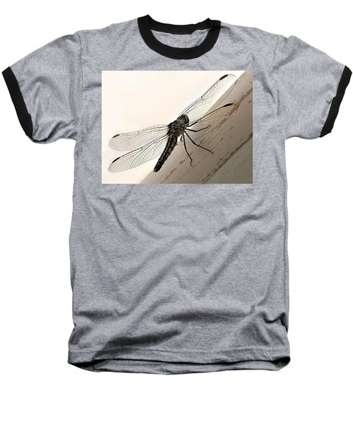 Baseball T-Shirt featuring the photograph Tiny Magnificence  by Micki Findlay