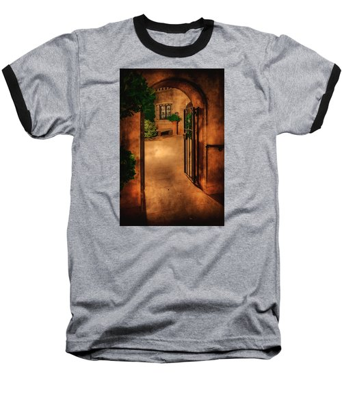 Tlaquepaque Baseball T-Shirt by Priscilla Burgers