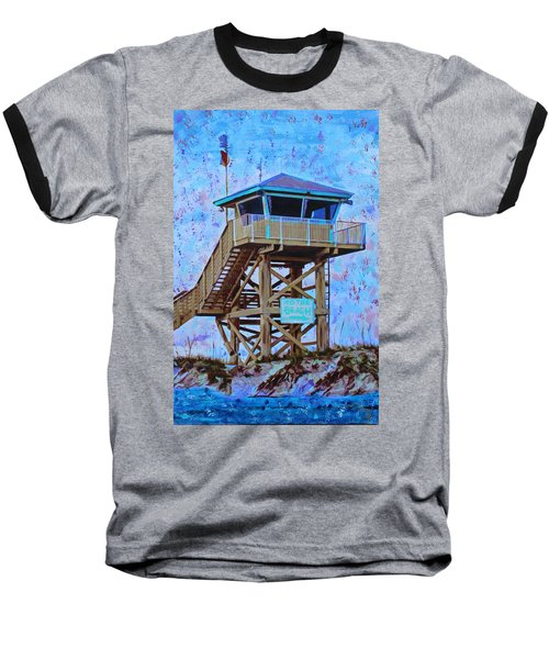 To The Beach Baseball T-Shirt