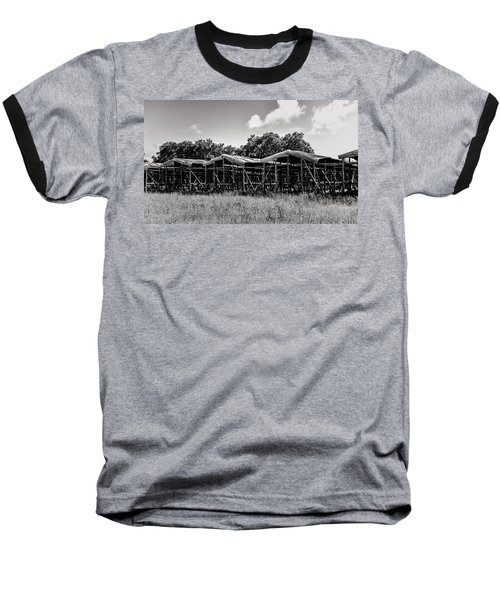 Tobacco House Baseball T-Shirt