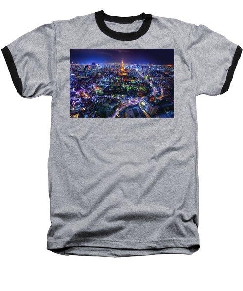 Tokyo Dreamscape Baseball T-Shirt